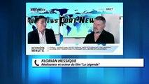 """D!CI TV : Hautes-Alpes : l'ex basketteur gapençais Florian Hessique sort le film """"La Légende"""""""