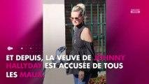 Johnny Hallyday : Laeticia Hallyday l'aurait empêché de chanter les chansons de David