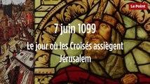 7 juin 1099 : le jour où les Croisés assiègent Jérusalem