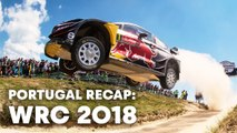 WRC 2018: Top 5 moments atRally Portugal 2018.