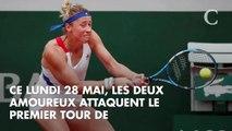 PHOTOS. Roland-Garros 2018 : la craquante love story de Kristina Mladenovic et Dominic Thiem