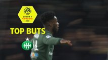 Top 3 buts AS Saint-Etienne | saison 2017-18 | Ligue 1 Conforama