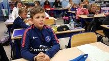 Prix Tous Unis dans la Laicité 2018 - « Stop ! la laïcité d'abord »  École  Fragonard de Peymeinade