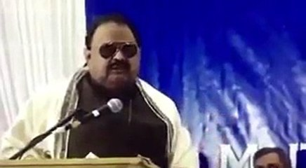Altaf Hussain Ke Hazrat Adam Aur Bibi Hawa Ke Mutaliq Nazeba Guftugu - YouTube