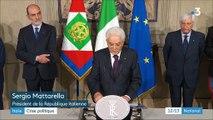 Italie : nouvelle crise politique après la démission de Giuseppe Conte