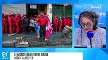 """Afrique du Sud : les """"Fourmis rouges"""" contre les """"envahisseurs illégaux"""""""