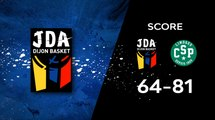 Playoffs - JDA Dijon / Limoges CSP