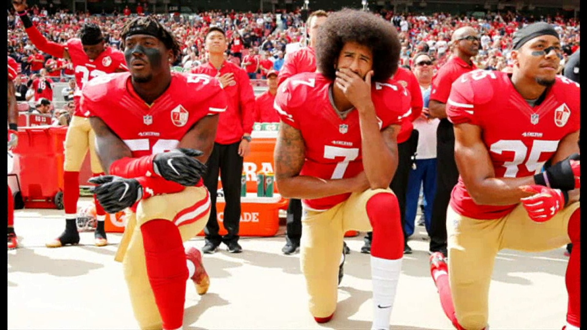 The NFL says it will fine clubs if their players fail to stand for the national anthem
