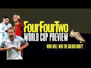 Who Will Win Golden Boot At Russia 2018? | World Cup Preview