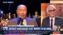 Emmanuel Macron rend hommage à Serge Dassault