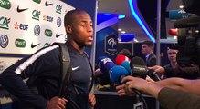 """France-Irlande : """"Il y a une grande ambition de la part des joueurs"""" (Sidibé)"""