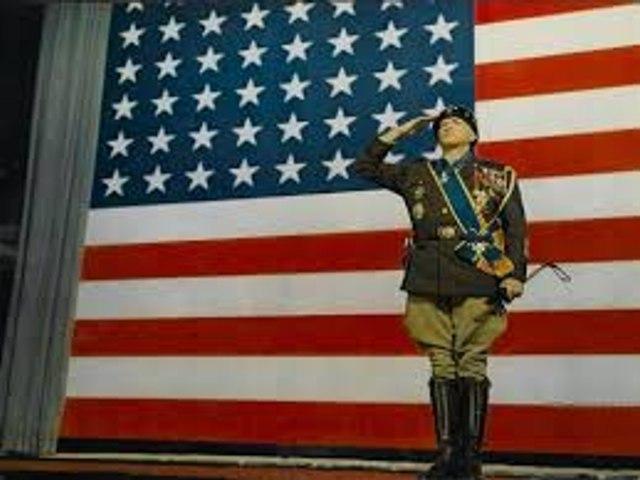 George C. Scott's The Last Days of Patton (1986) Spanish Dubbed