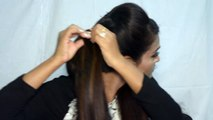 Latest Hairstyle For Parties- wedding ,  and other events