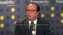 1998 Chirac et Jospin se disputent la Coupe du monde - Les souvenirs de François Hollande