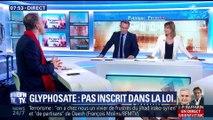L'édito de Christophe Barbier: Les députés refusent de graver dans la loi la sortie du glyphosate L'édito de Christophe Barbier: Les députés refusent de graver dans la loi la sortie du glyphosate