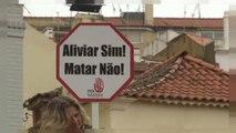 Le Portugal se prononce sur l'euthanasie, 89 % des Portugais seraient contre