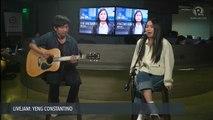 Rappler Live: Jam Yeng Constantino