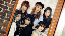 [Pops in Seoul] GFRIEND(여자친구)'s album photo shoot & 'Time for the Moon Night(밤)' MV Shooting Sketch