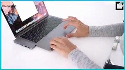 قطعة مفيدة لمستخدمي أجهزة ماك بوك برو