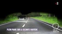 Auto - Plein phare sur la sécurité routière