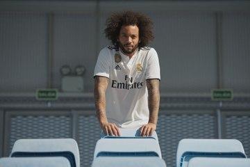 Das neue Trikot von Real Madrid