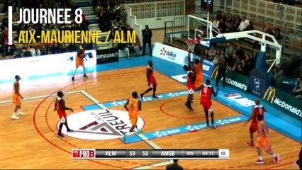 Résumé ALM Evreux Basket - Saison 2017/2018