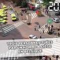 Deux policiers tués à Liège par un tireur qui a été «abattu»