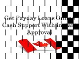 Instant Payday Loans Canada- Borrow Quick Loans Online To Solve Instant Cash Needs