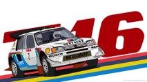 Peugeot 205 T16 - Turkey [WRC FIA World Rally Championship]
