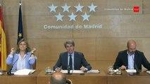 Aprobamos el proyecto de Ley de Medidas Fiscales que supondrá un ahorro de 135 millones a los madrileños