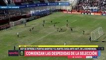 La belle feinte de Lionel Messi à l'entraînement