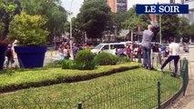 Fusillade à Liège : un périmètre de sécurité établi