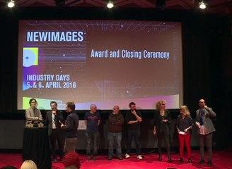 NewImages festival 2018 : clôture et remise des prix | VF