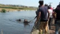 Sulama kanalına giren iki kardeş boğuldu - ADANA