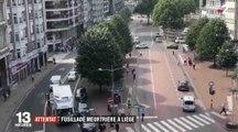 Belgique : trois personnes tuées à Liège dans une fusillade - ZAPPING ACTU DU 29/05/2018