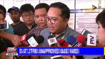 NEWS: Grab grilled at LTFRB unapproved base fares