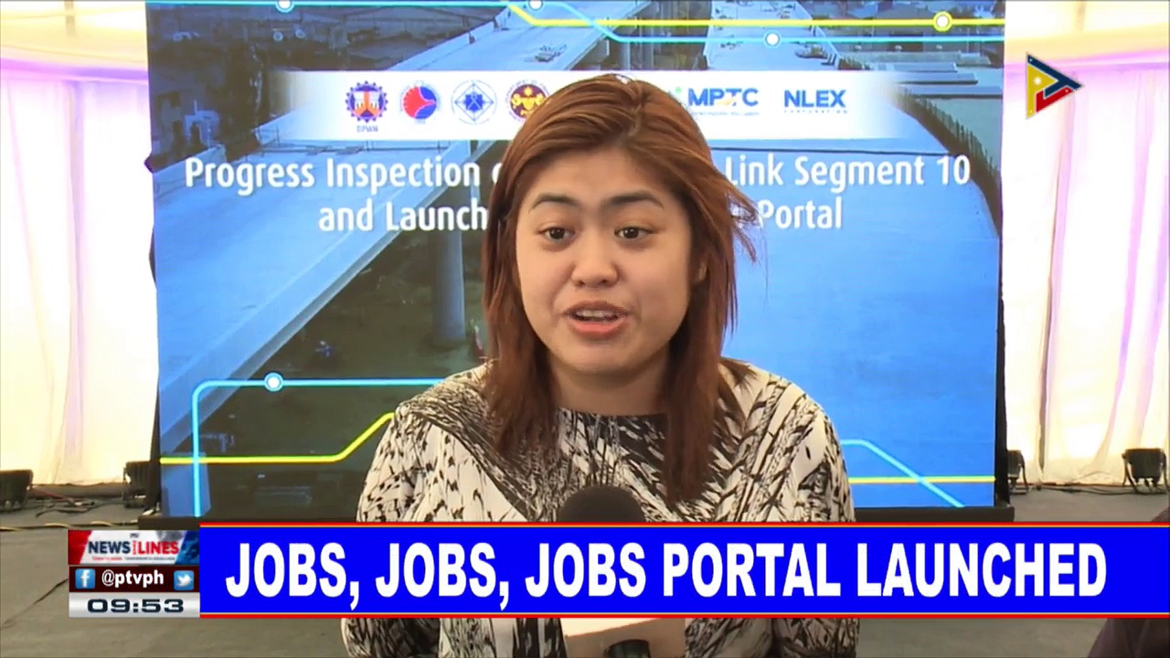 NEWS: Jobs, Jobs, Jobs portal launched