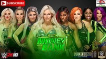 WWE Money In The Bank 2018 Women's Money in the Bank Ladder Match Predictions WWE 2K18
