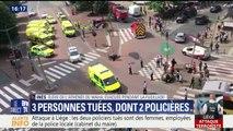 """Attaque à Liège: """"c'était la panique"""", témoigne une élève du lycée évacué"""