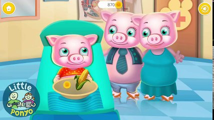 FUN ANIMALS CARE - BABY PLAY DOCTOR KIDS GAMES   LITTLE BUDDIES ANIMAL HOSPITAL GAMES FOR KIDS