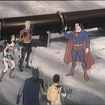 """Superheroiak """"Gaitzaren Unibertsoa"""" ETB 1990"""