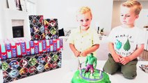 HAPPY BIRTHDAY CALVIN!  Calvin's 3rd Birthday Party Vlog