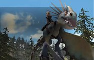 Dragons - Defenders Of Berk S02E05 Race To Fireworm Island