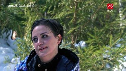 ريهام عبد الغفور تعتدي على رامز جلال بالضرب وتكشف الموقف الأكثر رعبا