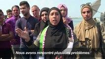 Gaza: réaction des organisateurs de la flotte contre le blocus