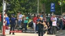 Fusillade à Liège : des témoins racontent des scènes de panique