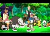 Pokemon Se15  Ep18 Team Eevee and the Pokemon Rescue Squad! HD Watch