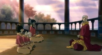 The Last Airbender The Legend of Korra Se1 Ep2 A Leaf in the