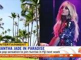 """30/05/18 - Samantha mentionné lors de l'émission australienne """"Sunrise"""""""