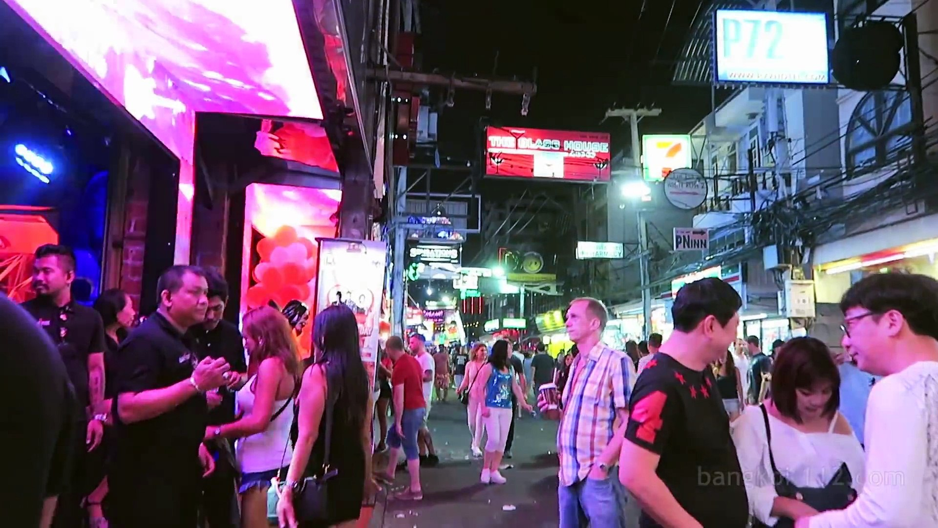 Pattaya Nightlife 2018 - Vlog 229
